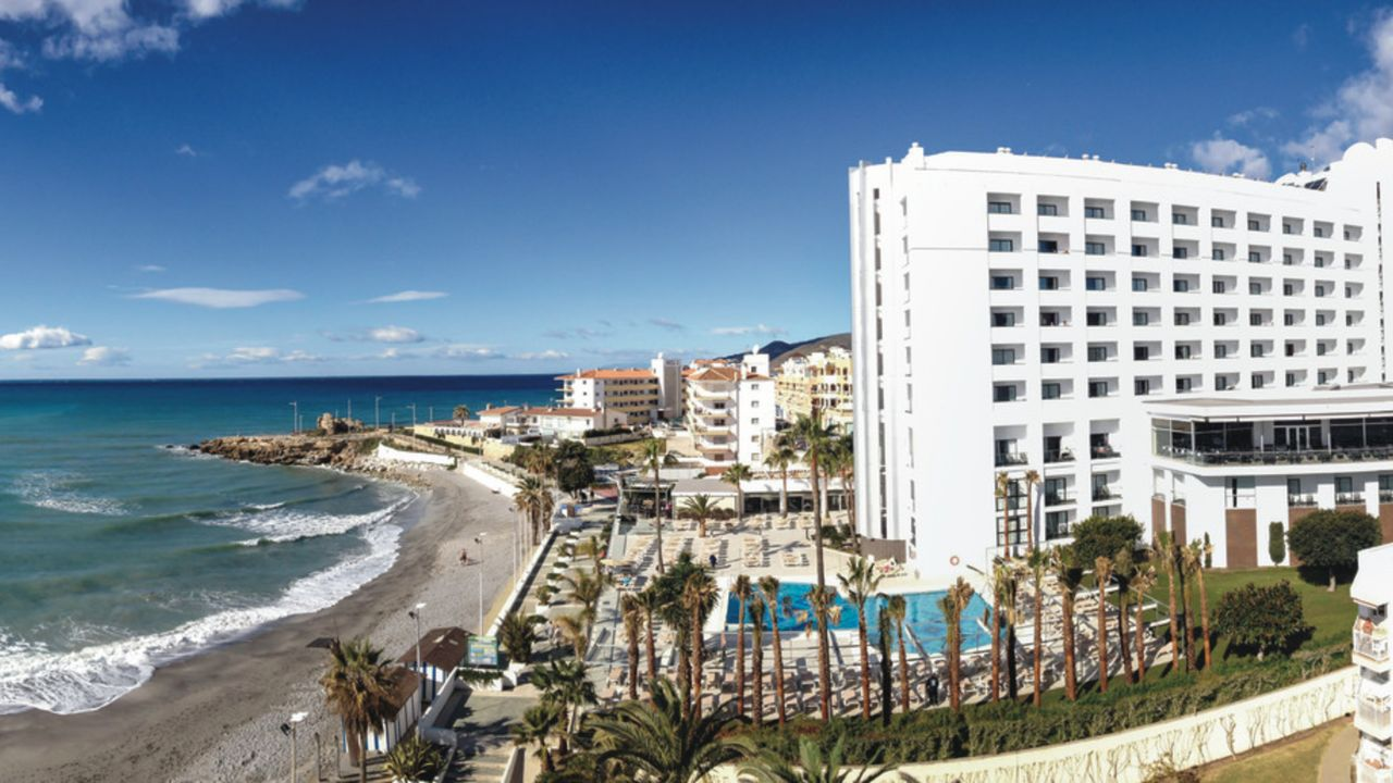 Hotel Riu Monica - Adults only (Nerja) • HolidayCheck (Costa ...