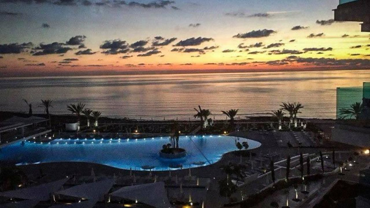 King Evelthon Beach Hotel And Resort Chloraka Zypern