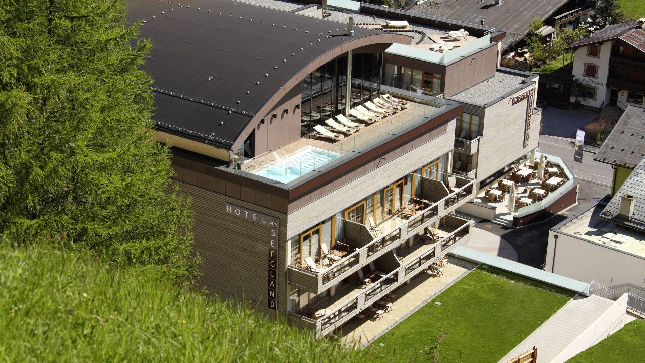 Bergland hotel s lden s lden holidaycheck tirol for Design wellnesshotel nrw