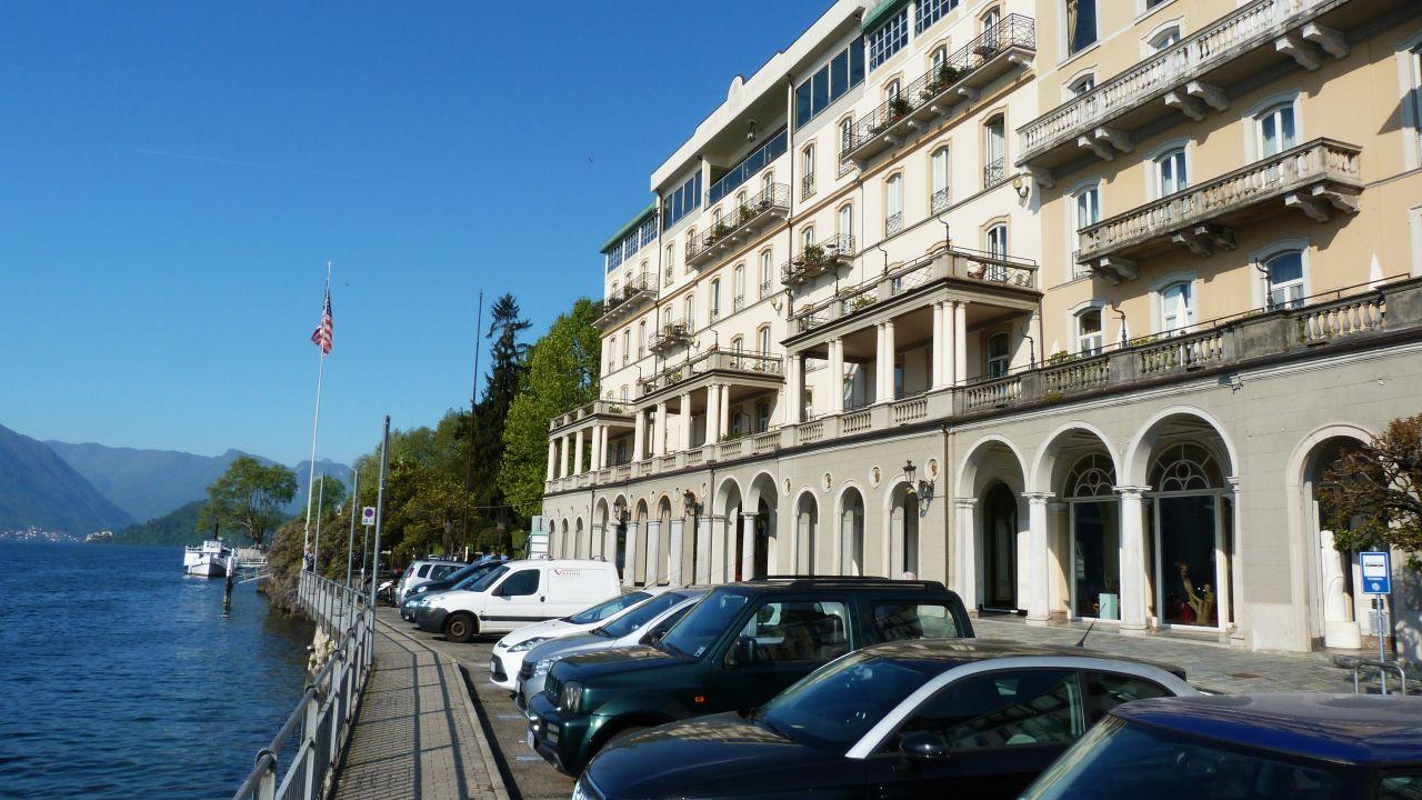 Grand Hotel Cadenabbia Cadenabbia Holidaycheck Lombardei Italien