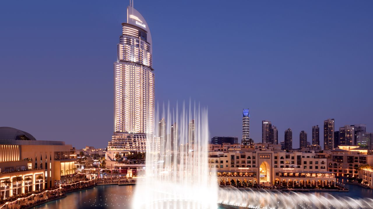 The address hotel downtown dubai dubai holidaycheck for List of hotels in dubai with contact details
