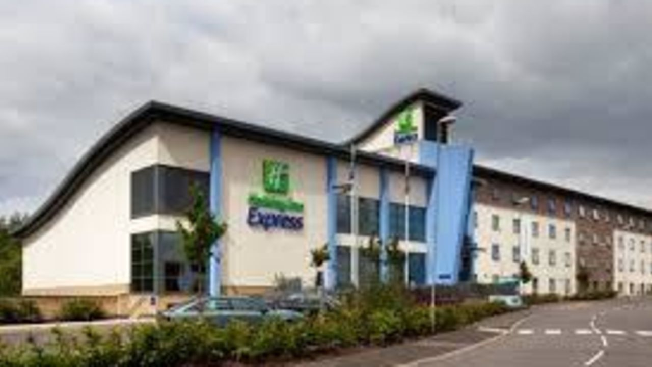 Groovy Hotel Holiday Inn Express Walsall Walsall Holidaycheck Download Free Architecture Designs Sospemadebymaigaardcom