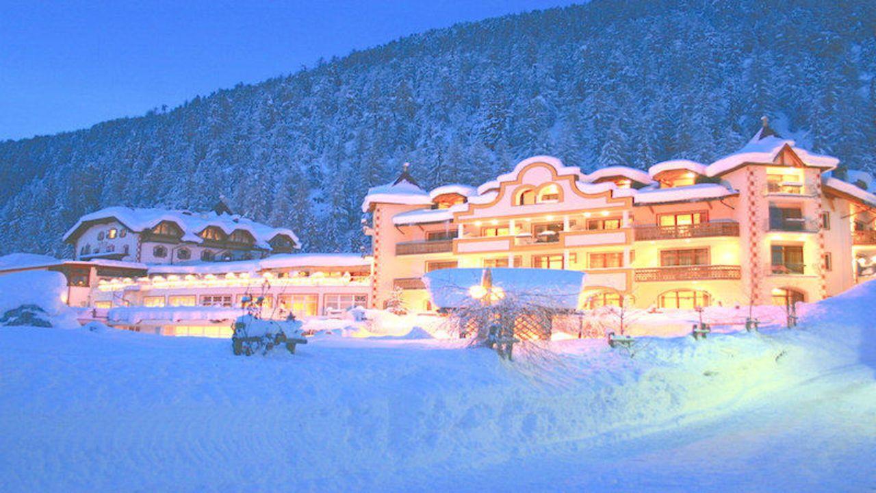 Alpin Spa Hotel Post Solda