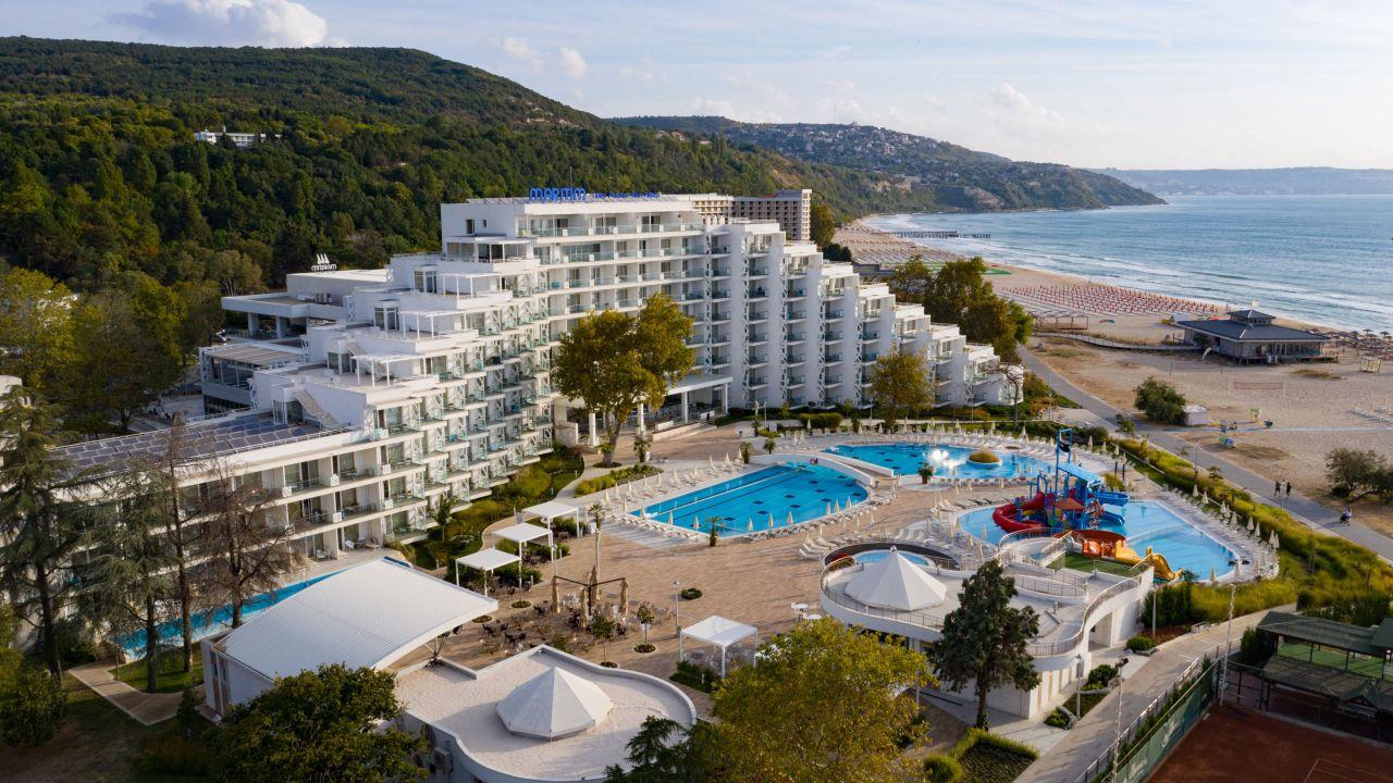 Maritim Paradise Blue Hotel Spa Albena Holidaycheck Bulgarien