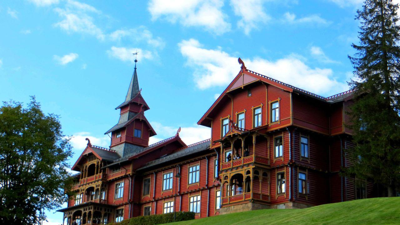 Stilig Scandic Holmenkollen Park (Oslo) • HolidayCheck (Oslo | Norwegen) IE-93