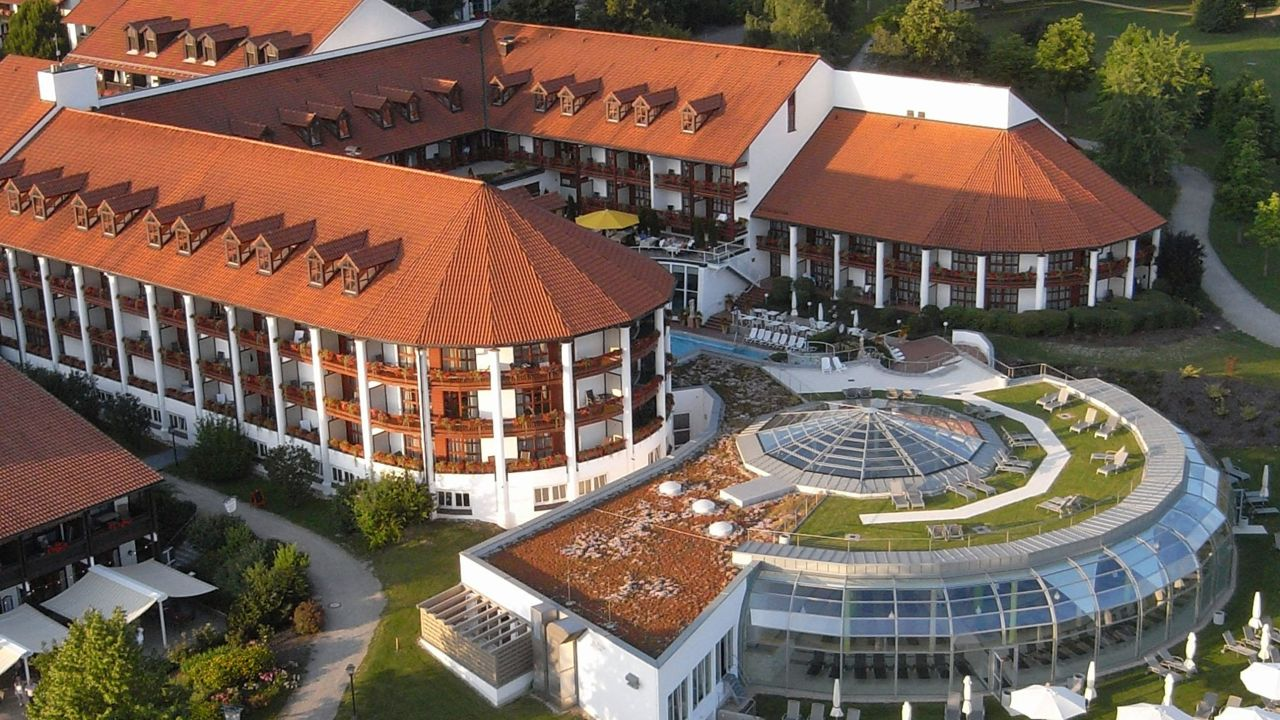 Quellness Hotel Bad Griesbach