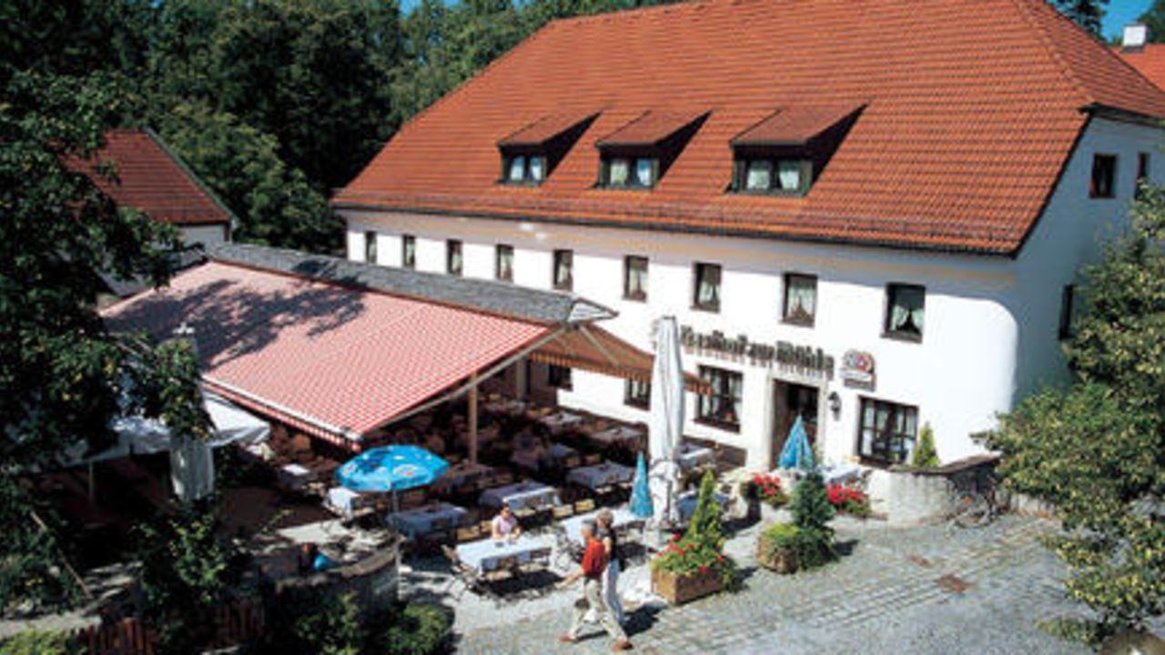 Hotel Zur Muhle Ismaning Holidaycheck Bayern Deutschland