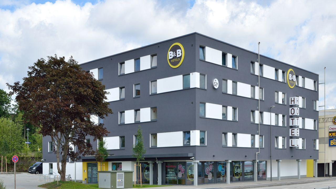 B&B Hotel Kiel City (Kiel) • HolidayCheck (Schleswig
