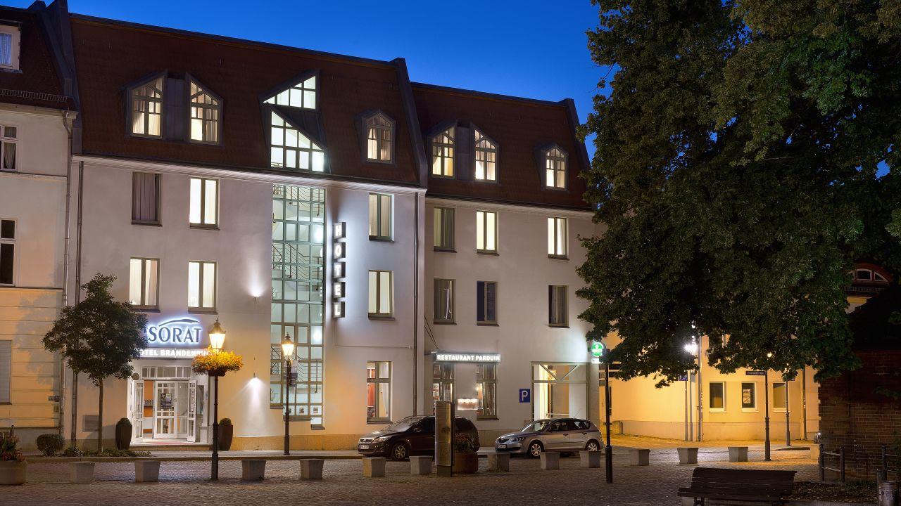 Sorat Hotel Brandenburg Brandenburg An Der Havel Holidaycheck