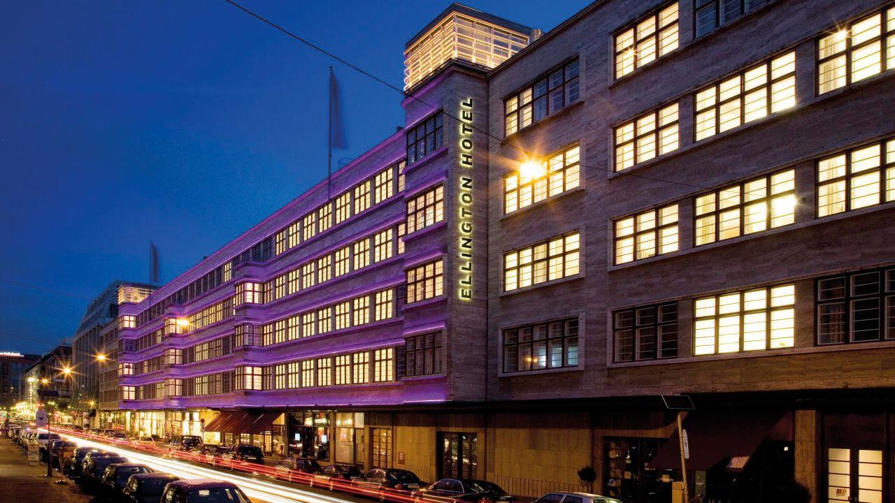 Hotel Nurnberger Strabe Berlin