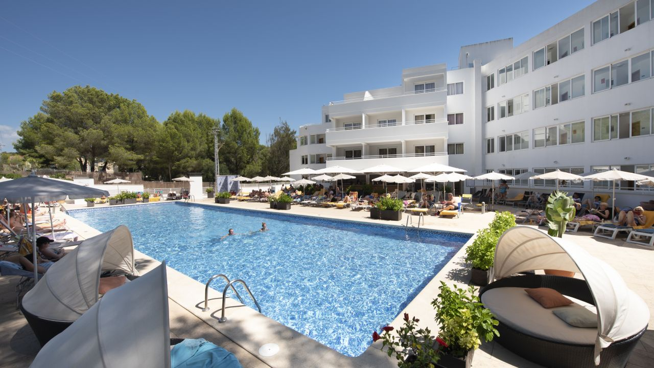Allsun Hotel Paguera Park Peguera Holidaycheck Mallorca Spanien
