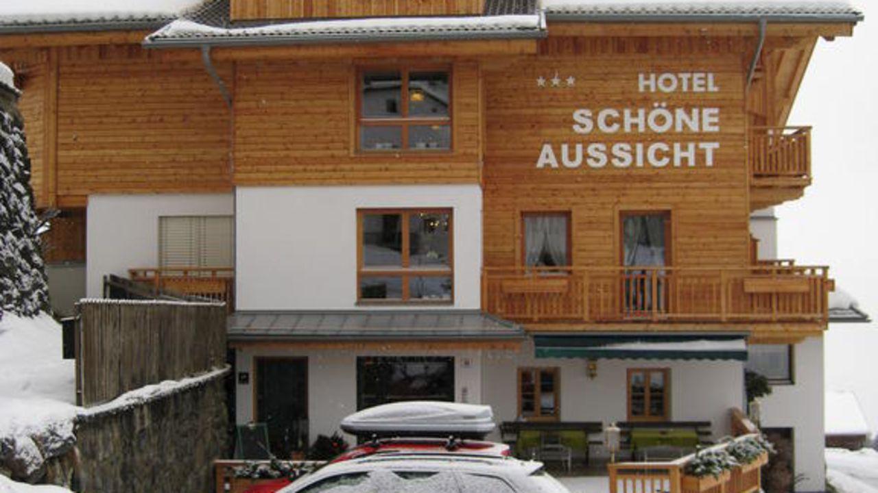 Hotel Zur Schonen Aussicht Hollbruck Holidaycheck Tirol