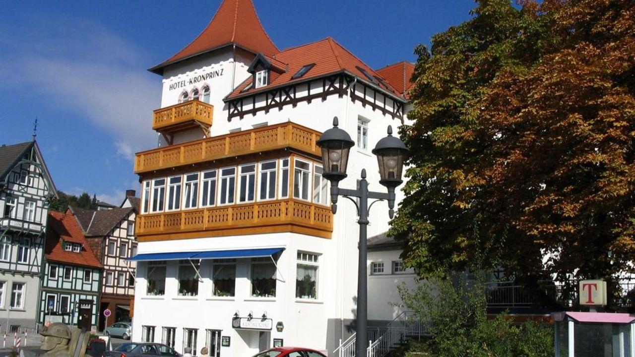 Hotel Kronprinz (Bad Salzdetfurth) • HolidayCheck (Niedersachsen ...