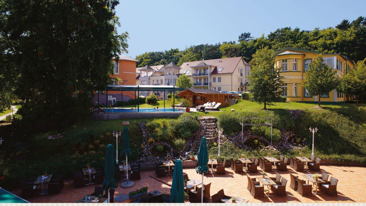 Ostseehotel Villen im Park (Bansin) • HolidayCheck ...