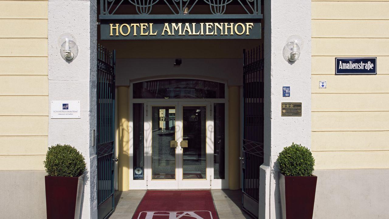 Hotel Amalienhof (Weimar) • HolidayCheck (Thüringen | Deutschland)