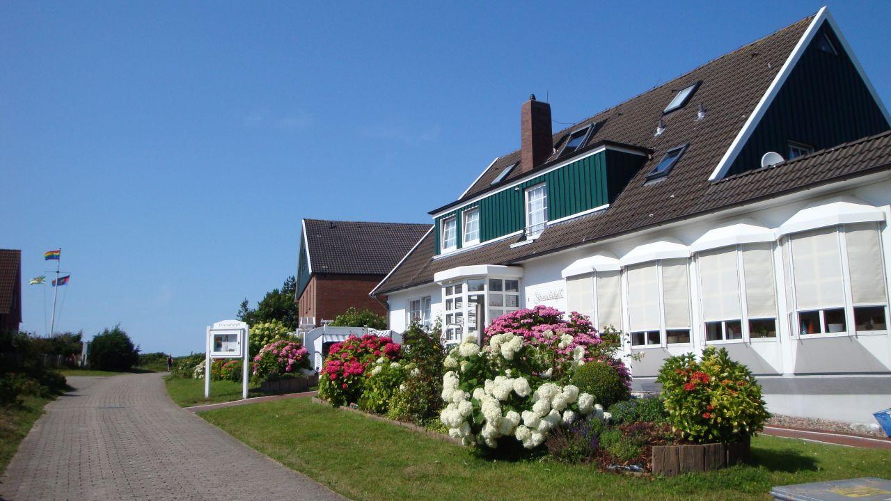 Spiekeroog Hotel  Sterne