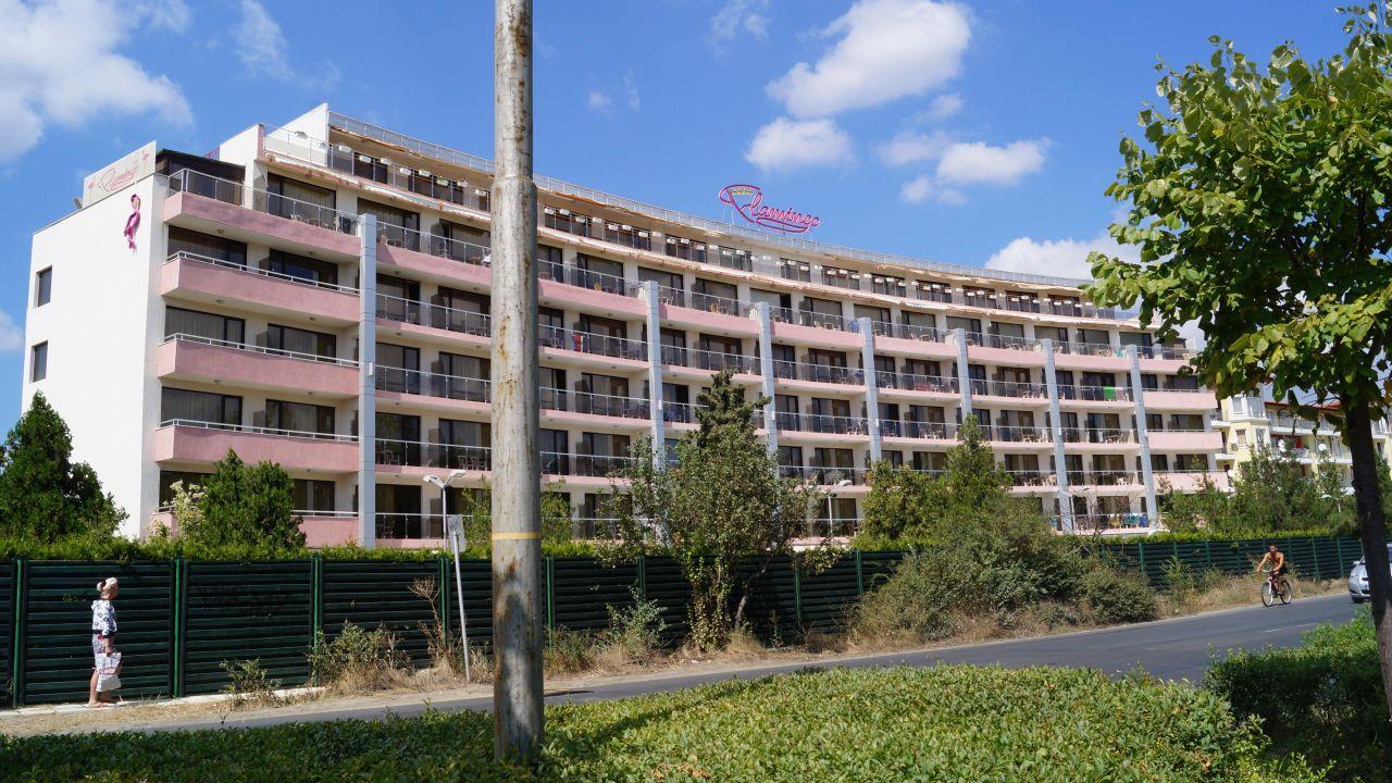hotel flamingo bulgarien
