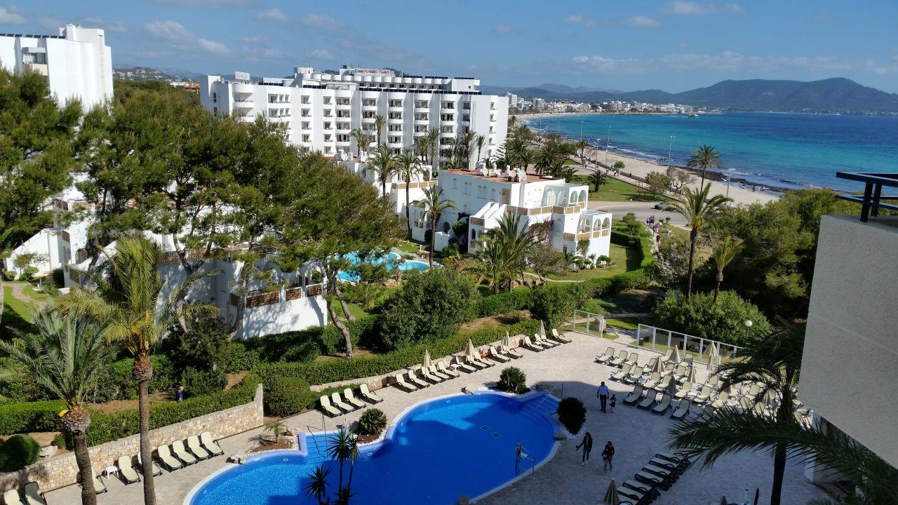 hipotels hipocampo playa apartments vorg nger hotel existiert nicht mehr cala millor. Black Bedroom Furniture Sets. Home Design Ideas