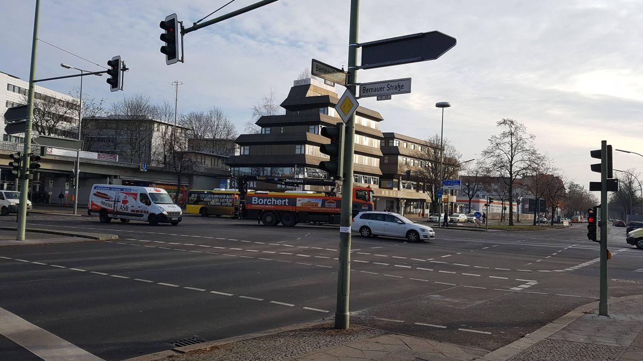 Hotel Central Tegel Berlin Reinickendorf Holidaycheck Berlin