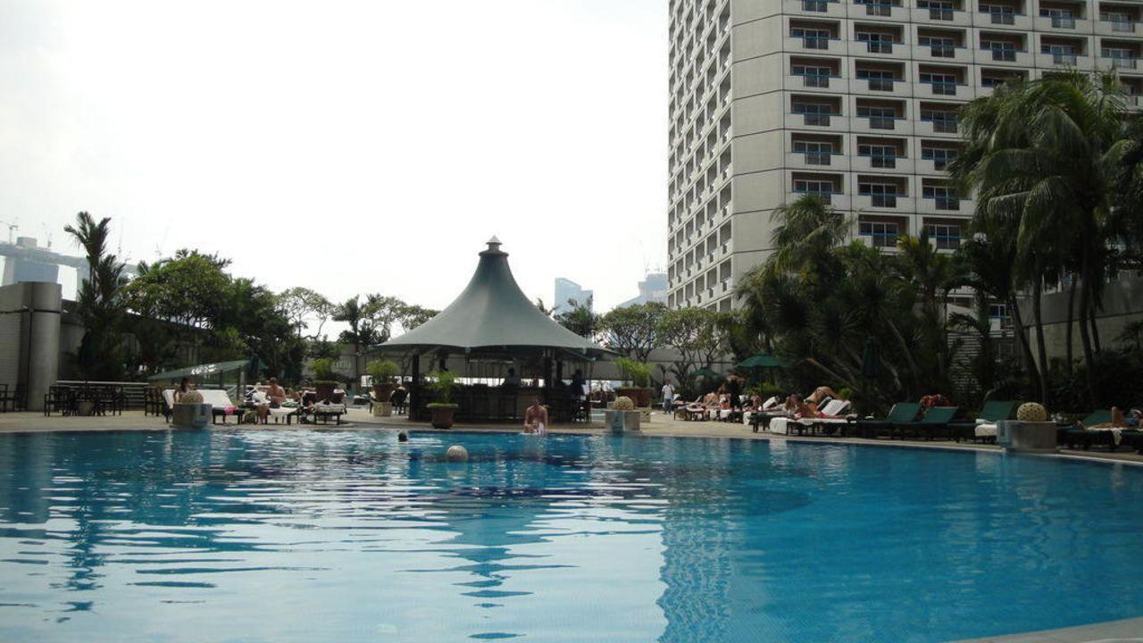 Hotel Fairmont Singapore (Singapur) • HolidayCheck (Central District ...