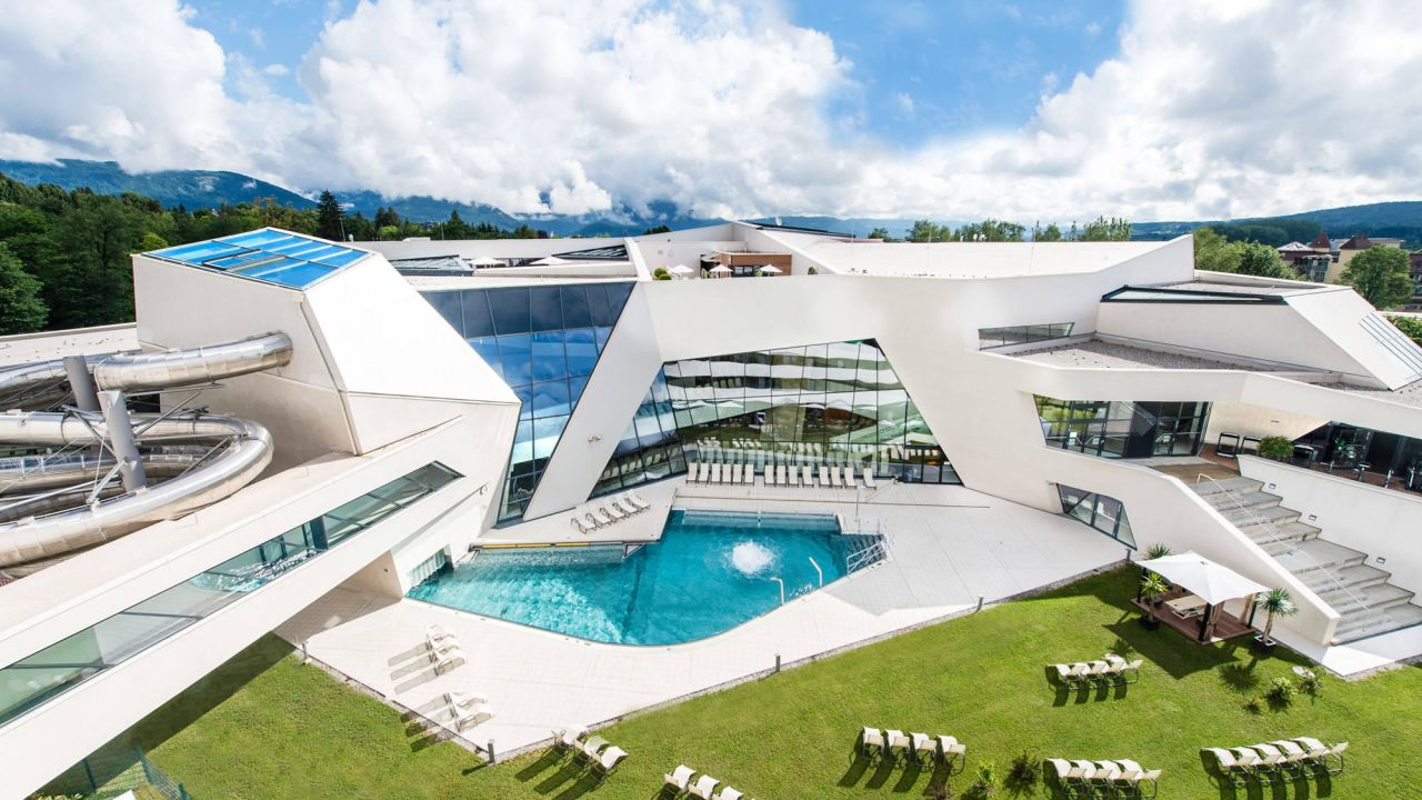 Austria Thermal Spa Hotels