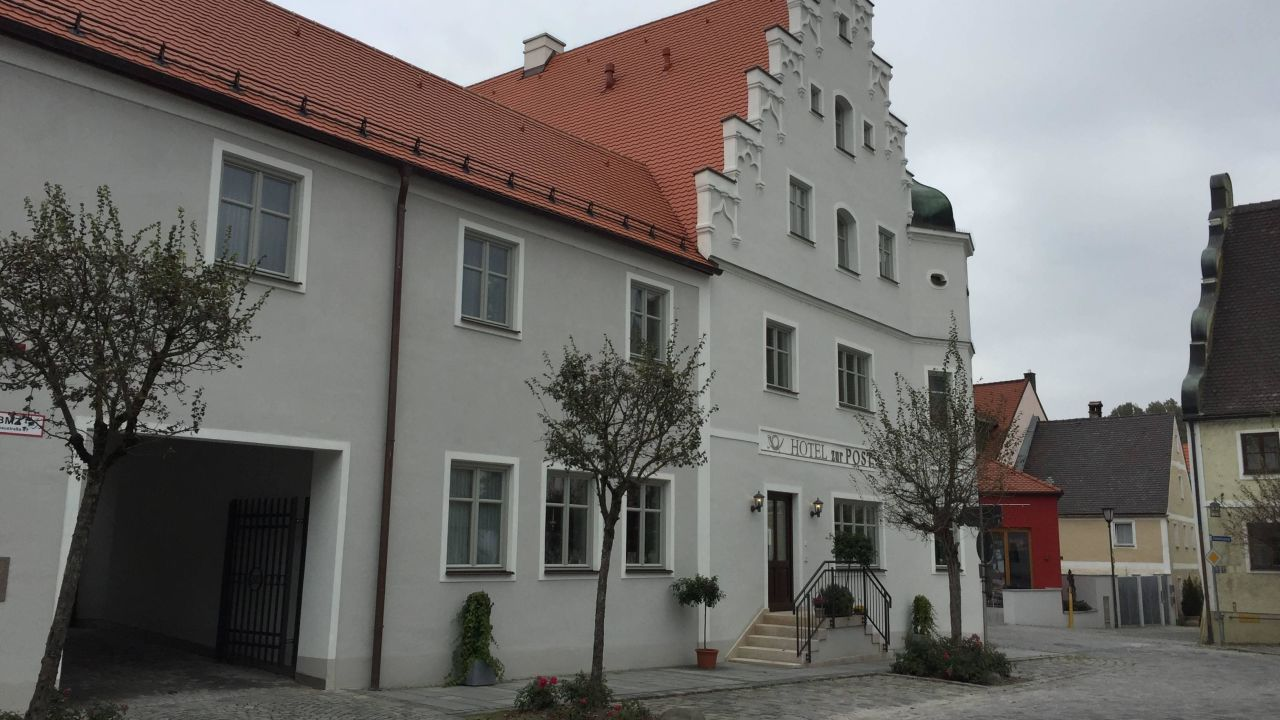 Boutique hotel zur post vohburg an der donau for Boutique hotel deutschland