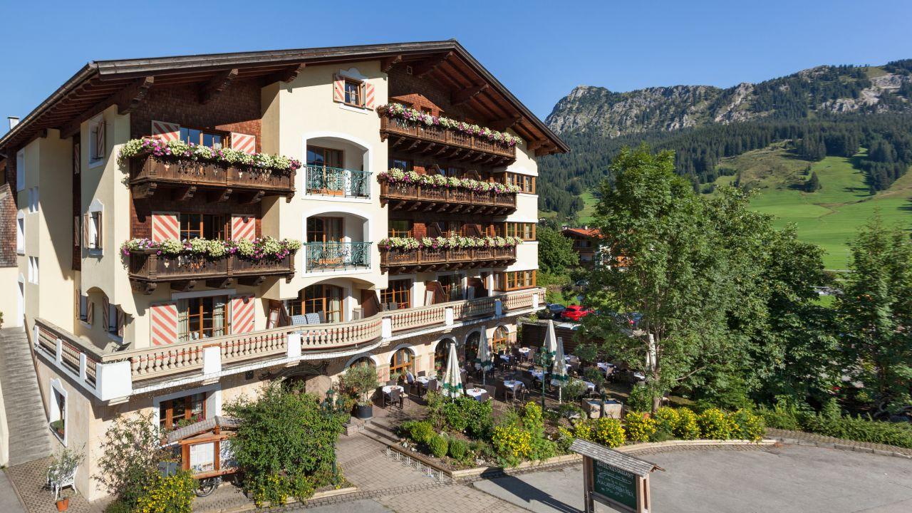 Hotel Schwarzer Adler Tannheim Bewertung