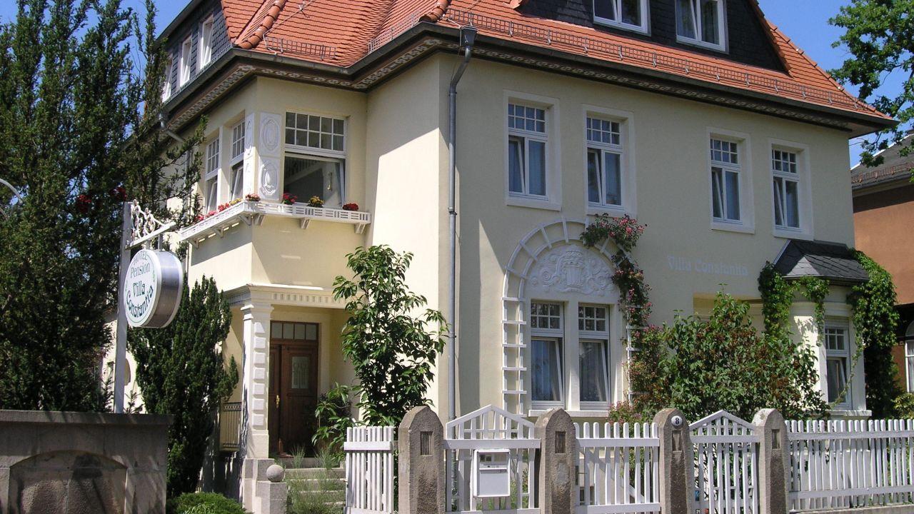 Hotel Villa Constantia Radebeul
