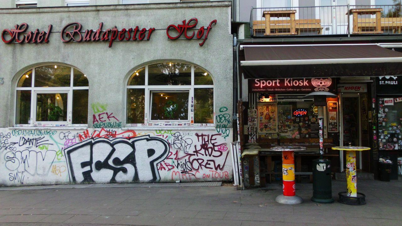 Hotel Hamburg Budapester Stra Ef Bf Bde