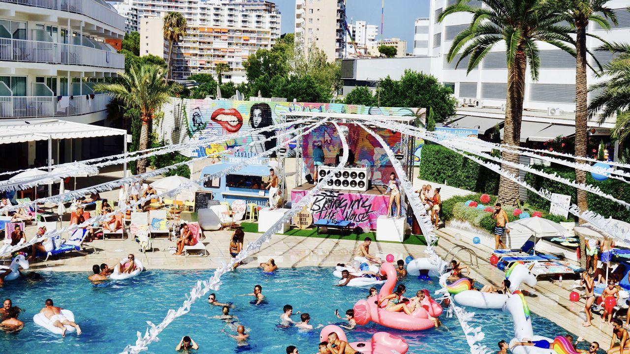 sol house mallorca mixed by ibiza rocks in magaluf ? holidaycheck ... - Hotels Mit Glutenfreier Küche Auf Mallorca
