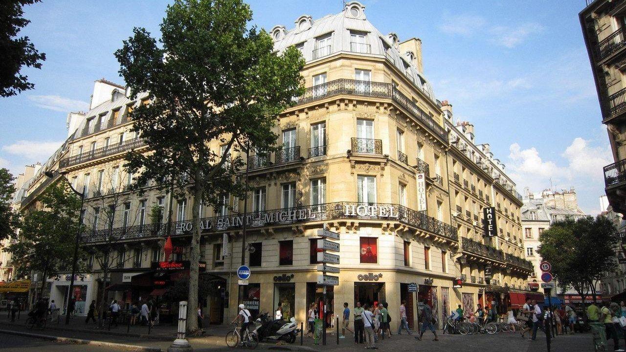 Hotel royal saint michel paris holidaycheck gro raum for Frankreich hotel paris