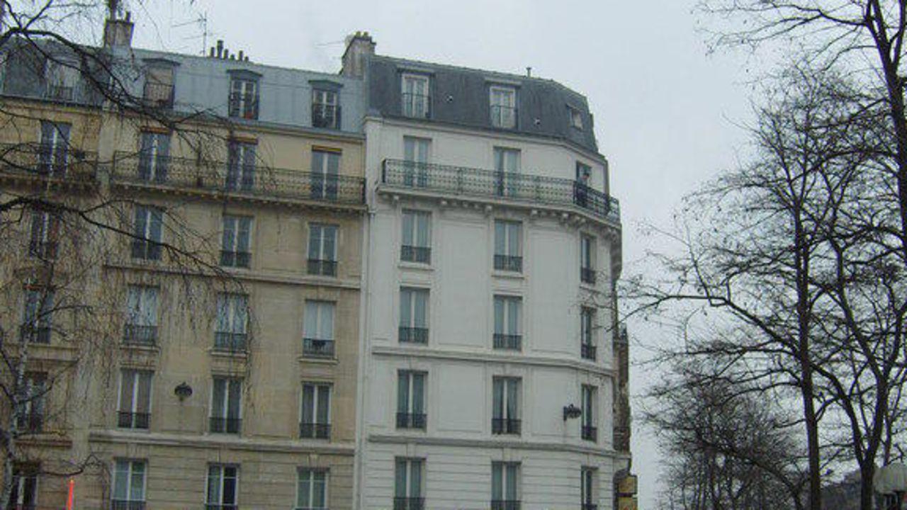 Paris Hotel Coypel