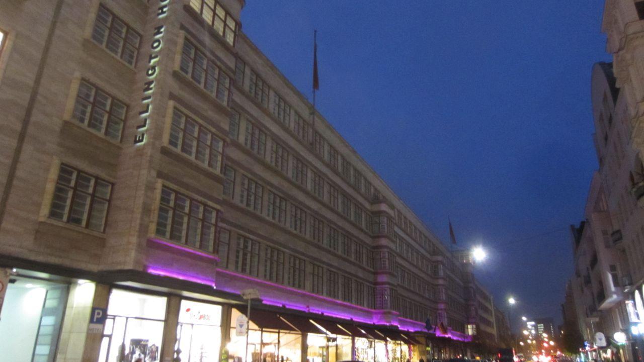 hotel ellington berlin in berlin charlottenburg wilmersdorf holidaycheck berlin deutschland. Black Bedroom Furniture Sets. Home Design Ideas