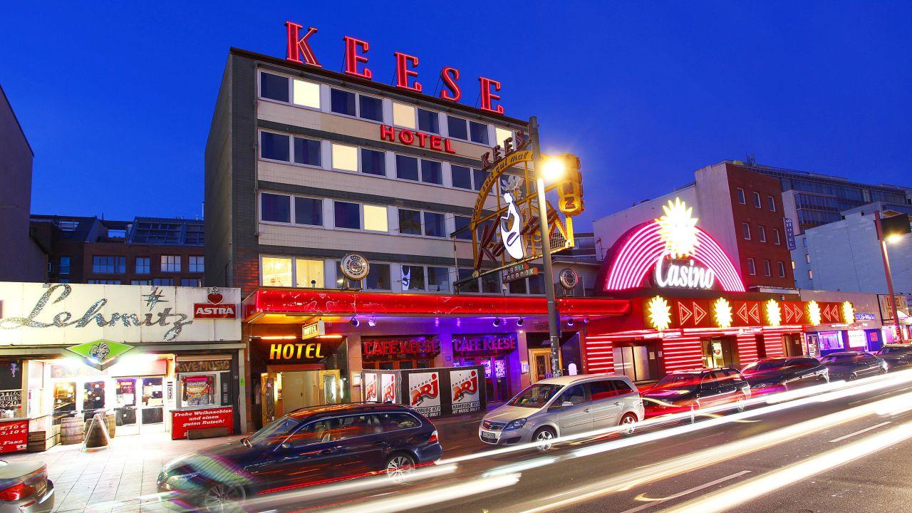 Hamburg Hotel Keese