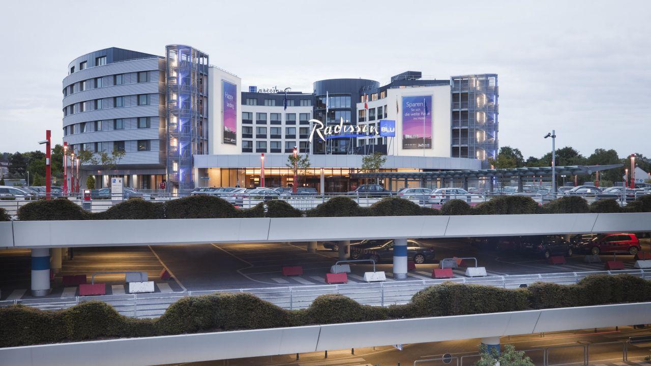 Radisson Blu Hotel Hamburg Airport Hamburg Nord Holidaycheck