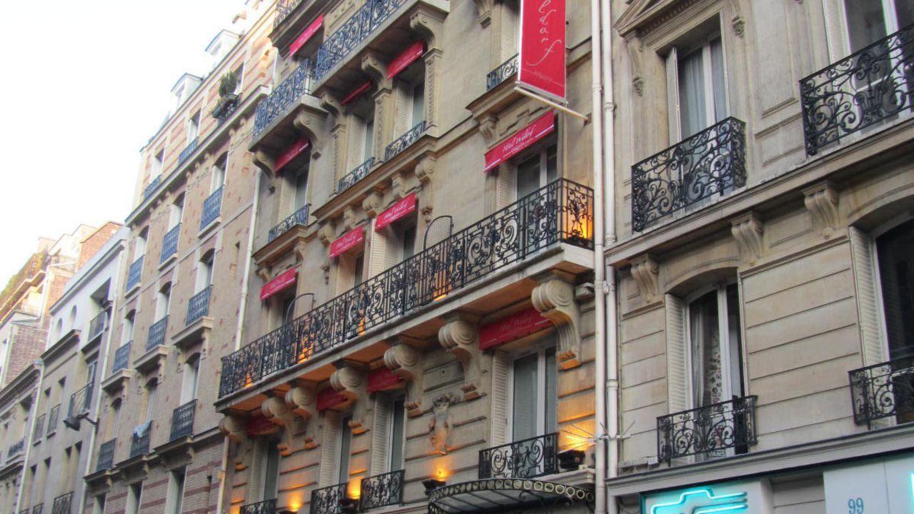 Bagno Francese Senza Bidet : Hotel waldorf trocadero paris u2022 holidaycheck großraum paris