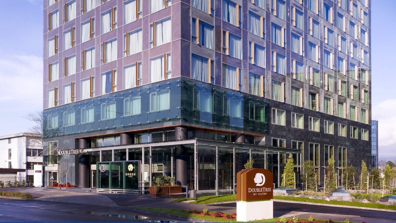 Doubletree hotel by hilton zagreb in zagreb holidaycheck for Hotels zagreb