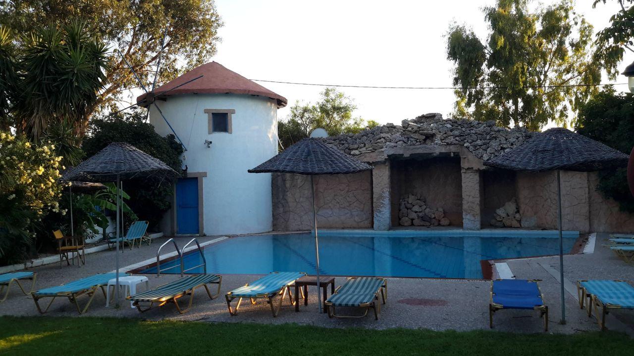 Aquarius Beach Hotel Faliraki Griechenland