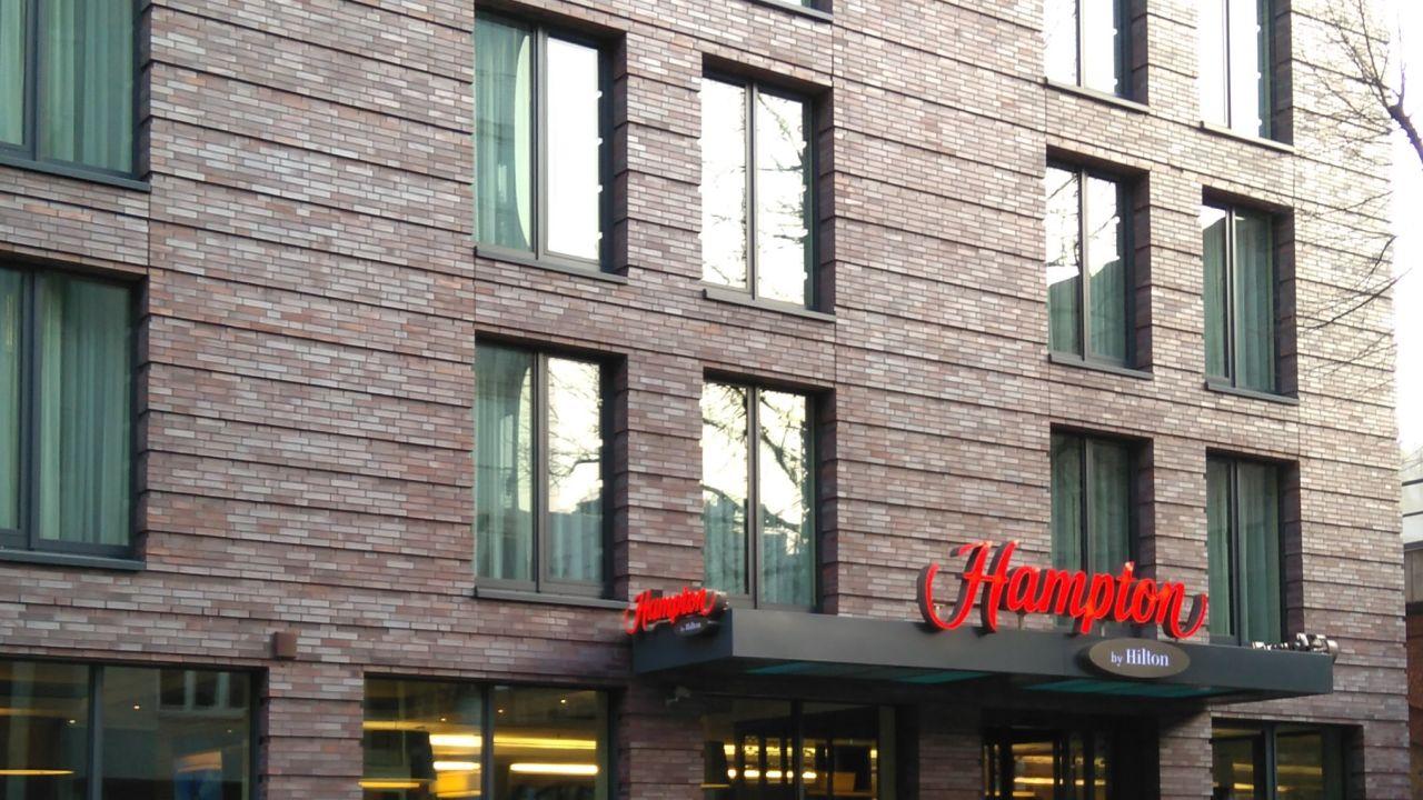 Hampton By Hilton Berlin City West Berlin Charlottenburg