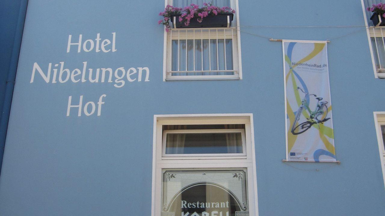Hotel nibelungen hof in xanten holidaycheck nordrhein for Hotels xanten