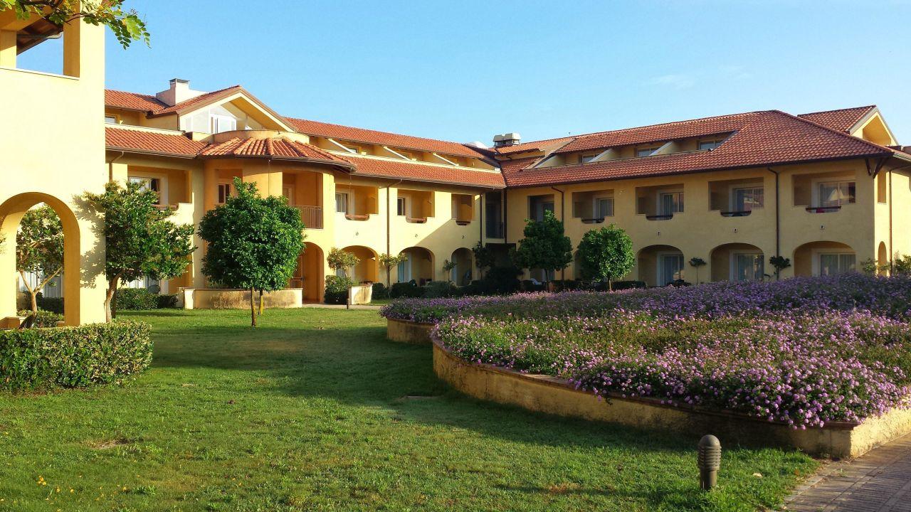 Hotel Garden Resort Kalabrien
