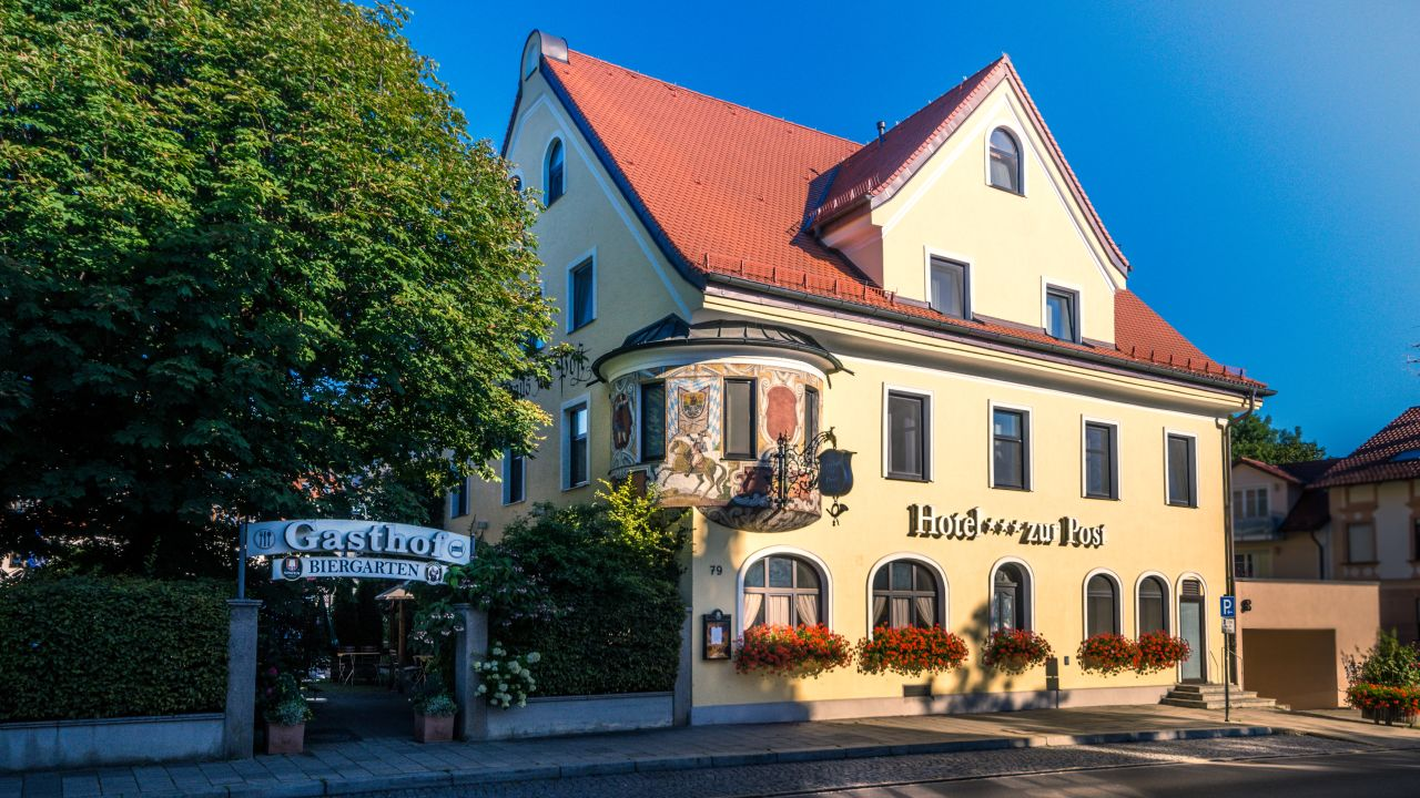 Hotel Gasthof Zur Post Unterf 246 Hring Holidaycheck