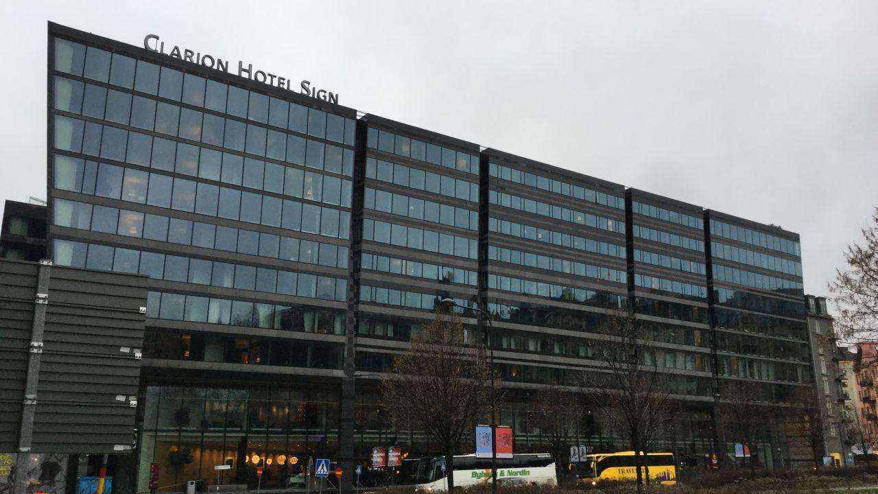 Clarion Hotel Stockholm Bewertung