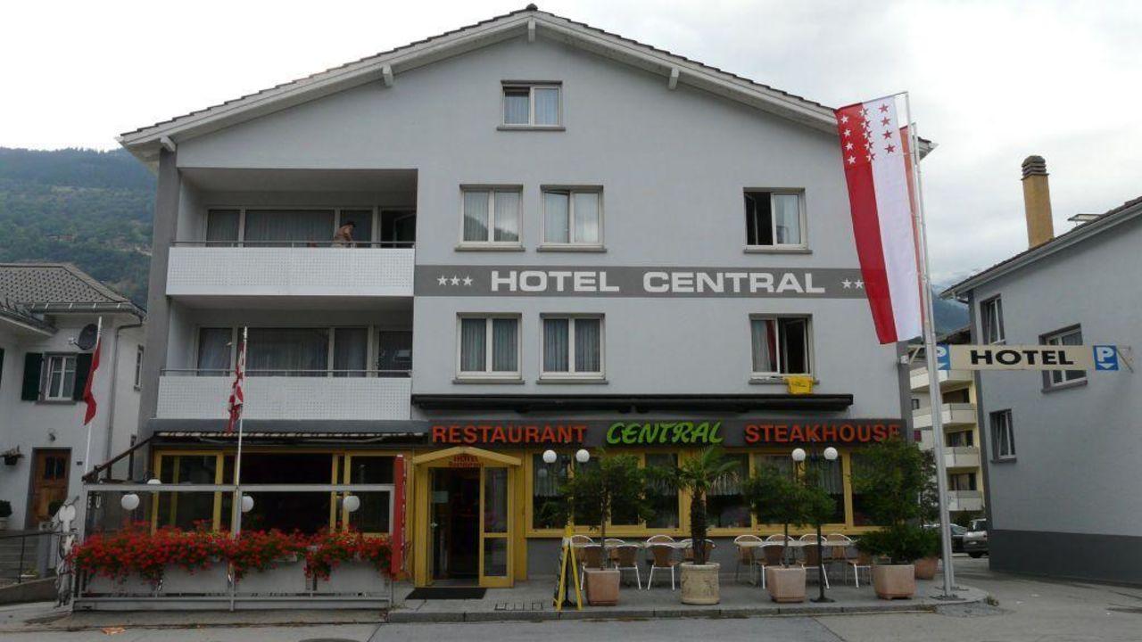 Bewertung Centrtal Hotel Freiburg