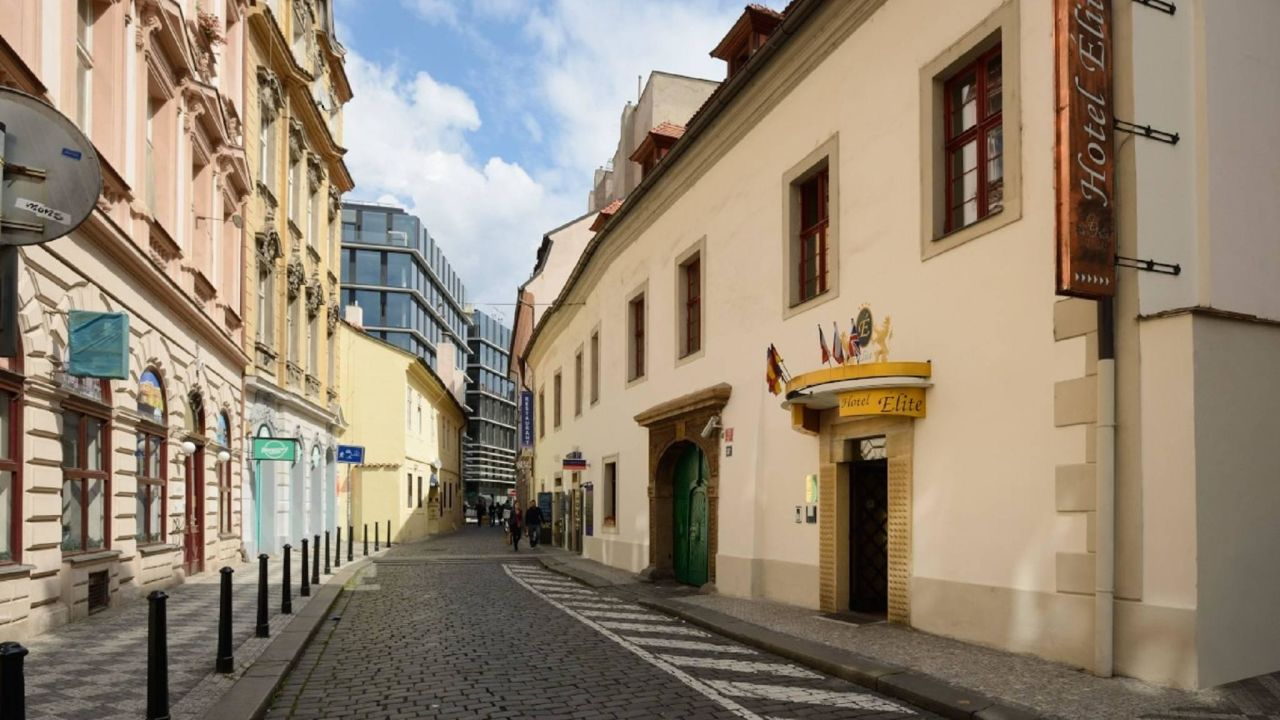Hotel Elite Prag Bewertung