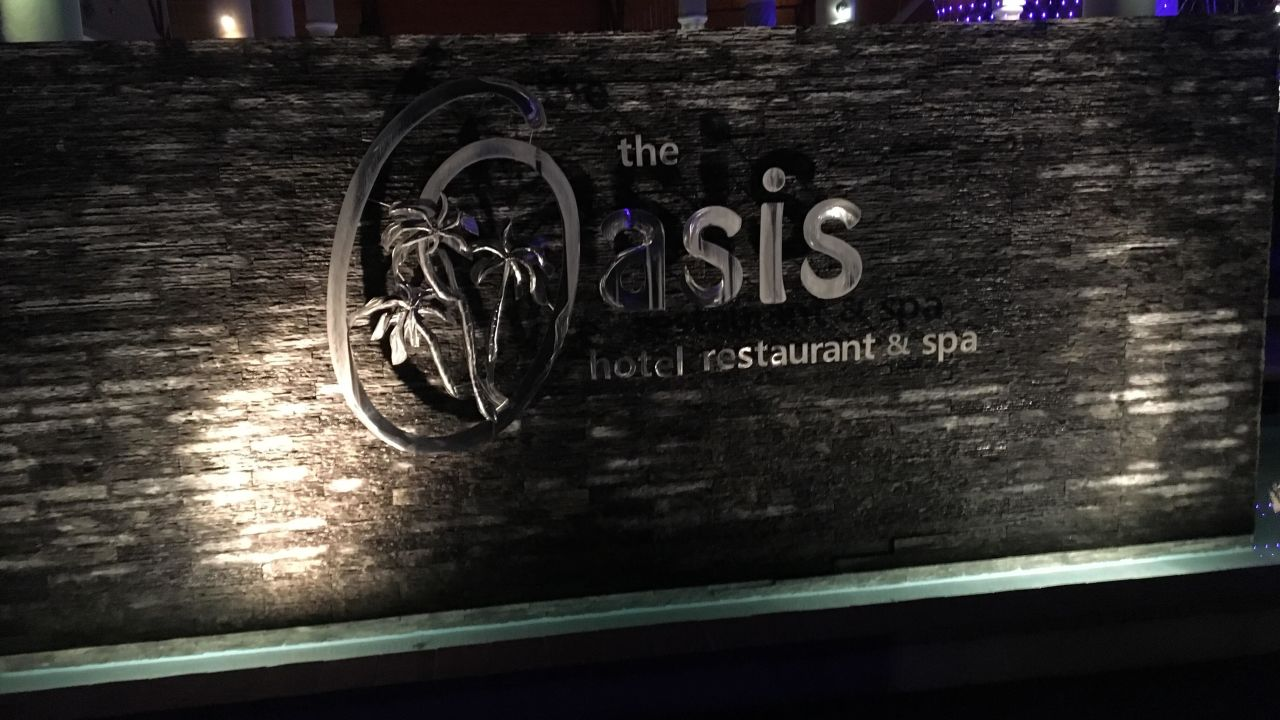 The Oasis Hotel Restaurant Spa Holidaycheck