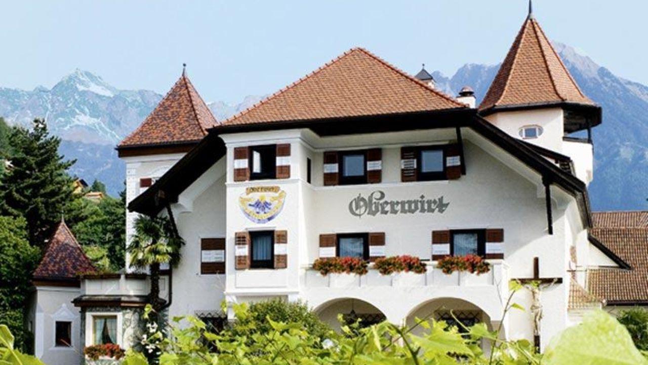 Hotel Oberwirt Marling Italien