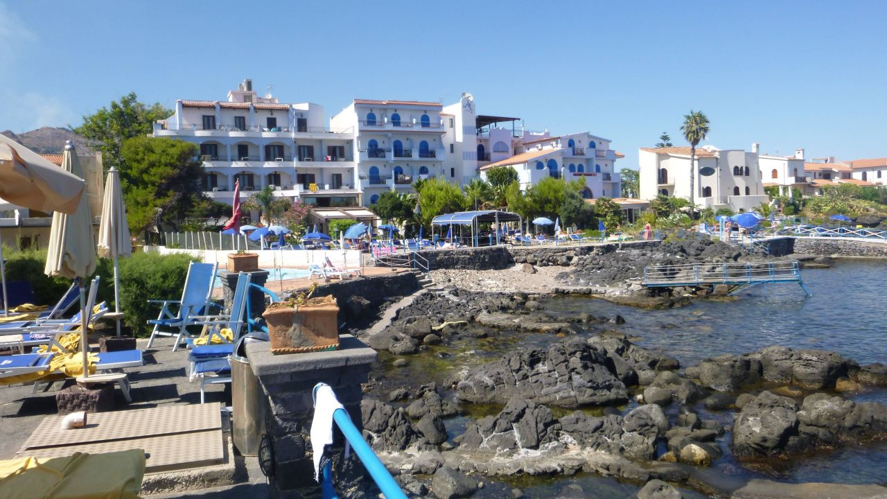 Hotel kalos giardini naxos u holidaycheck sizilien italien