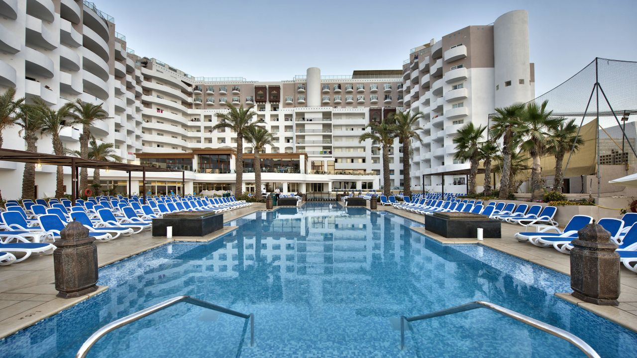 San Antonio Hotel And Spa Bugibba
