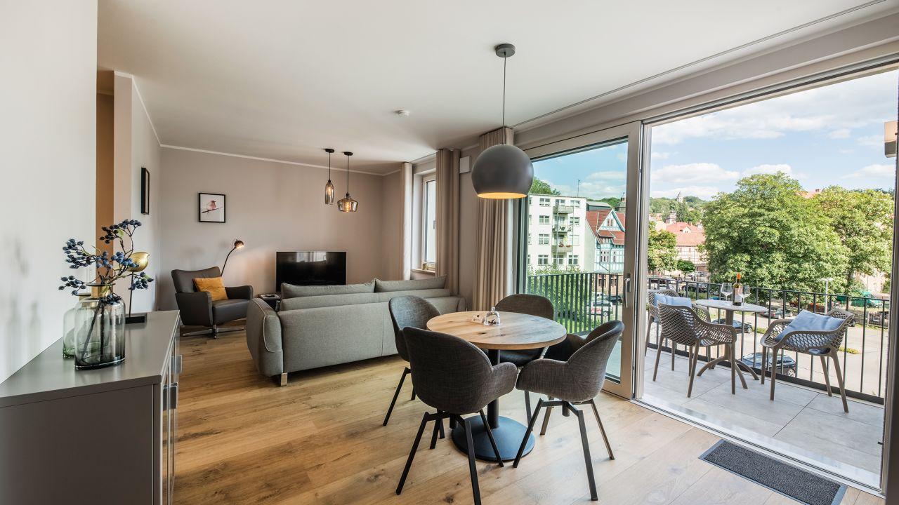 Suites MITTE - Aparthotel Eisenach